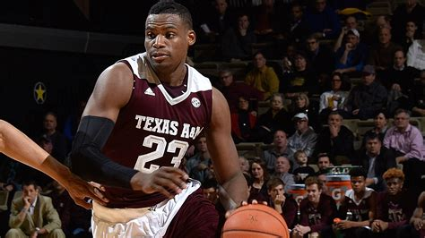 Texas A M S Danuel House Calls Out Aggies Fans For Lack Of