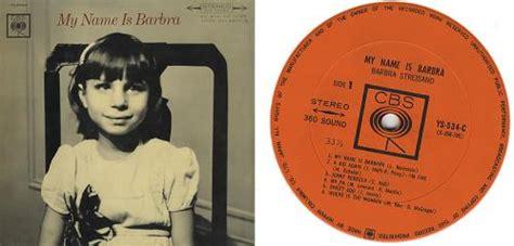 barbra streisand zoo song barbra streisand my name barbra japanese vinyl lp album