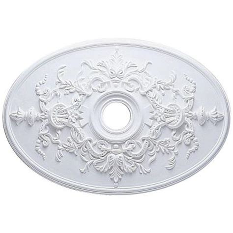 Ceiling Rosettes Home Depot by Ekena Millwork 21 1 4 In Ceiling Medallion