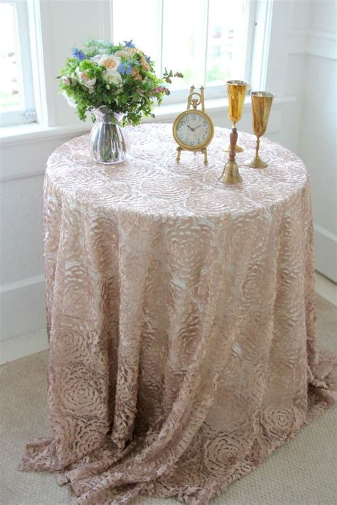 tablecloth ideas for table 25 best lace tablecloth wedding trending ideas on