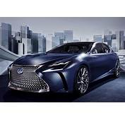 2018 Lexus LS Might Get Turbo Engine  Autoevolution