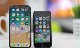 Image result for iphone se vs 5s iphone x. Size: 262 x 160. Source: www.redmondpie.com