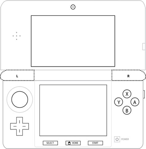 layout xl image nintendo 3ds layout png nintendo 3ds wiki