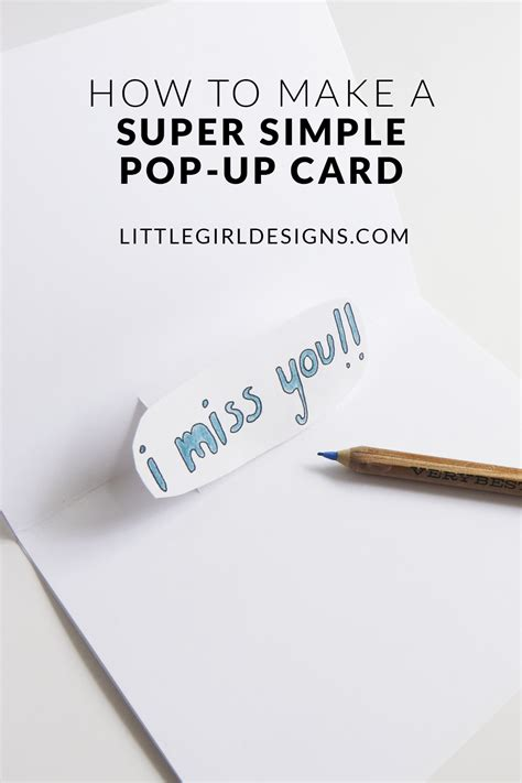 how to make a simple pop up card how to make a simple pop up card jennie moraitis