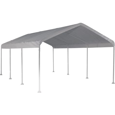 Home Depot Awnings Clearance Shelterlogic Super Max Commercial Outdoor Canopy 20ft L
