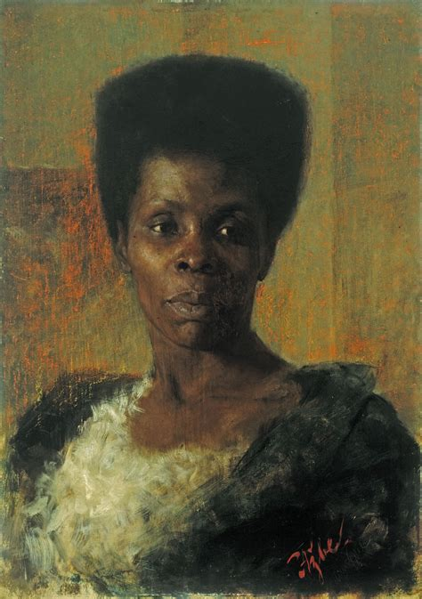 black woman paintings portraits zamorka black girl anton azbe wikiart org