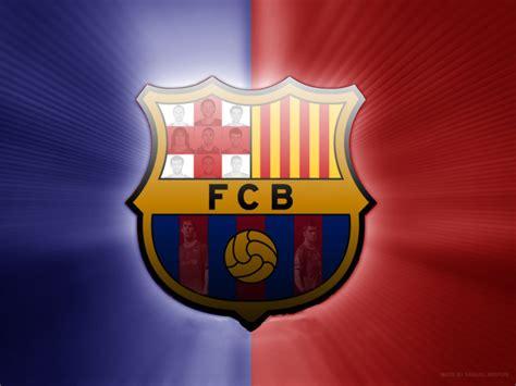barcelona fc logo fc barcelona logo wallpaper fc barcelona wallpaper
