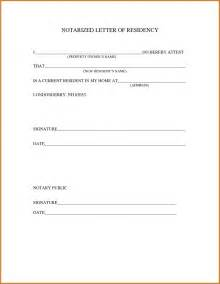 notary letter template doc 585590 notary template notarized letter templates