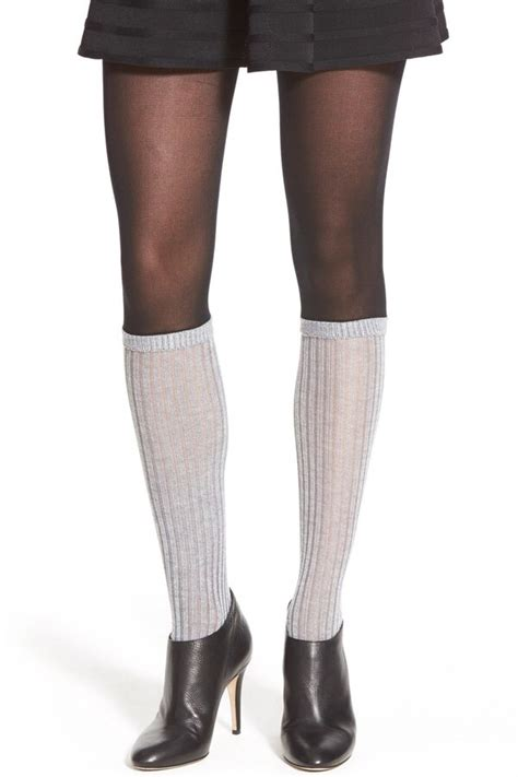 7 Funky Socks And Tights by Kensie Layered Socks Tights Fashion Tights