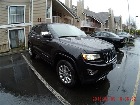 rental car review 2015 jeep grand limited 3 6