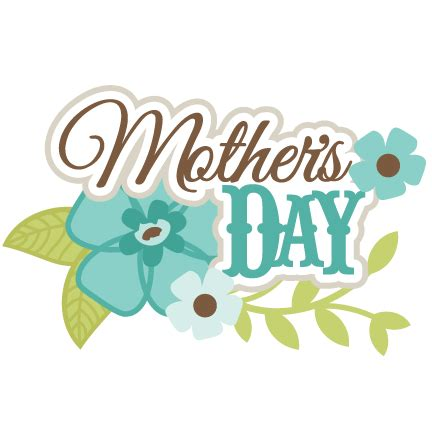 s day titles s day svg scrapbook title mothers day svg cut files