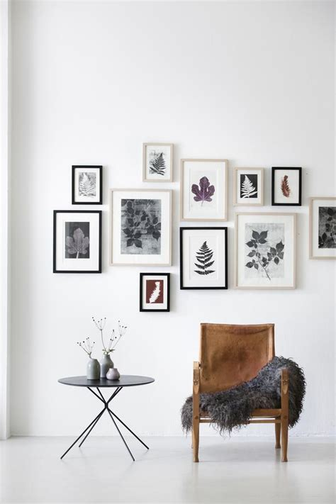pinterest gallery wall organiser ses cadres faire une composition murale