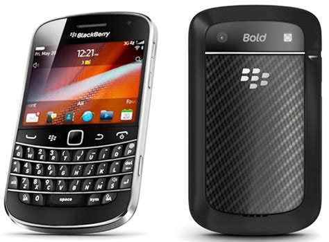 Hp Blackberry Terbaru Beserta Gambarnya spesifikasi dan harga smartphone blackberry bold 9900