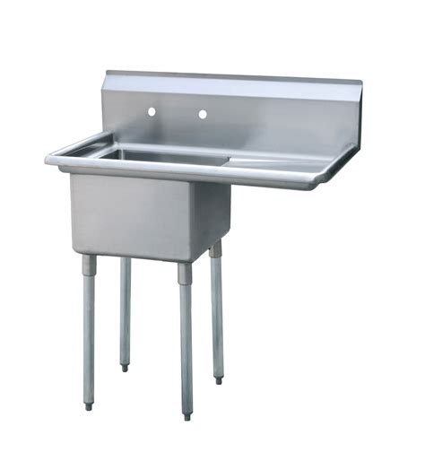 R Sink mrsa 1 r one compartment sink atosa catering equipment inc