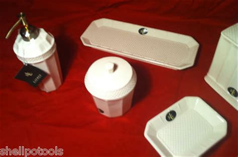 shellpotools ralph lauren 6 piece ceramic bathroom