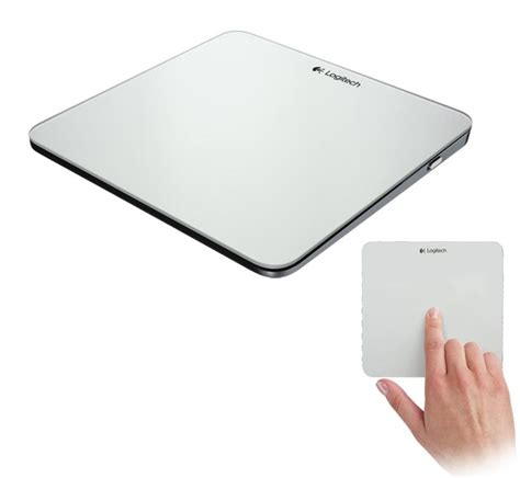 Trackpad Mac logitech rechargeable trackpad for mac