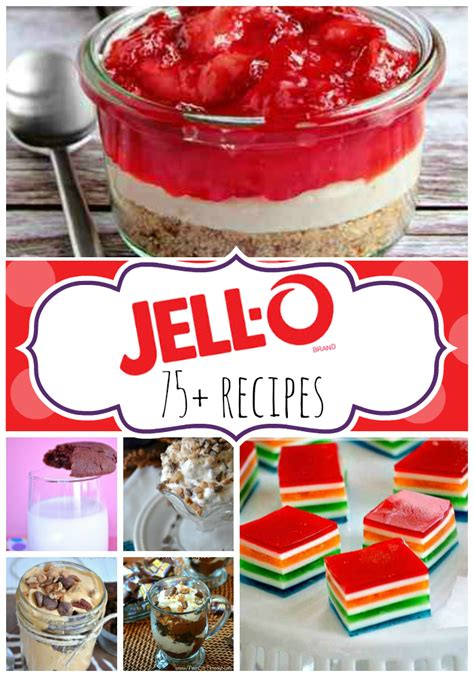 jello recipes 75 jell o and pudding desserts something swanky