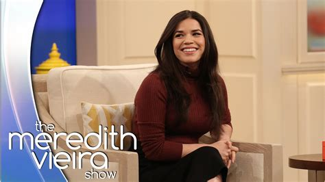 Style America Ferrera Fabsugar Want Need 2 by America Ferrera On Third Quot Sisterhood Quot The
