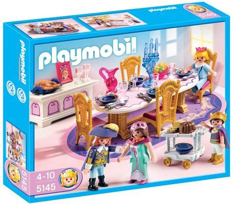 salle 224 manger royale playmobil princesses et f 233 233 rie
