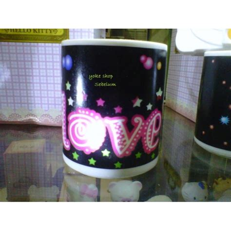 Magic Mug Tetris Cup Gelas Unik Cangkir Lucu shop barang unik lu projector gelas unik asbak magic kran melayang