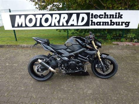Motorrad Gsr by Umgebautes Motorrad Suzuki Gsr 750 Motorrad Technik