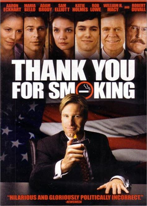 Novel Thank You For By Christopher Buckley jason reitman thank you for 2005