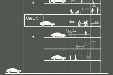 3 Car Garage With Loft wohnprojekt quot carloft quot in berlin das auto haus autobild de