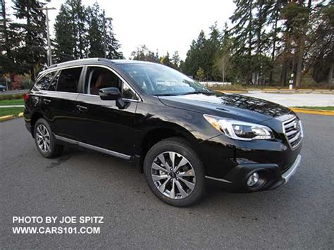 subaru outback 2018 black 2017 outback specs options colors prices photos and more