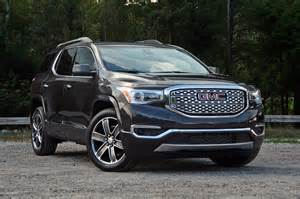 2017 gmc acadia denali driven picture 686388 truck
