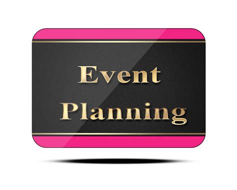 event organizing designs by shay the wednesday quot event