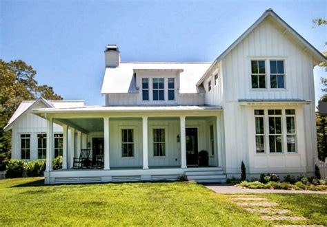 Modern Farmhouse Plans With Photos by A Modern Farmhouse For Sale In Carolina Hooked On