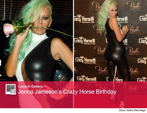 jenna jameson celebrates birthday with sea foam green hair color jenna jameson goes green with surprising new look toofab com