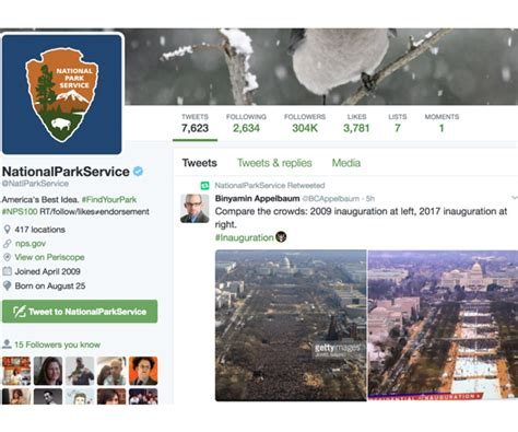interior department reinstates twitter accounts