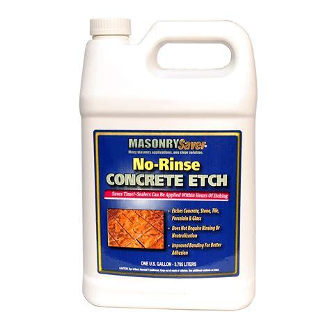 Brick Patio Sealer No Rinse Concrete Etch Masonrysaver Com