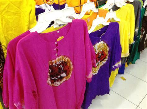 Baju Kaos Barong Bali Atasan oleh oleh bali pergidulu
