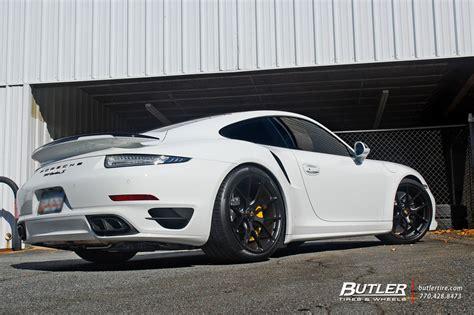 Kaos Bigsize Porsche 101 porsche 991 911 turbo s on 20in hre p101 wheels trending