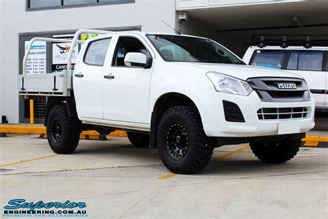 isuzu dmax lifted superior customer vehicle image gallery