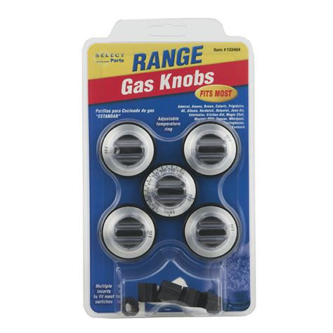 Knobs For Gas Stove by Shop Gas Range Burner Knob Kit At Lowes