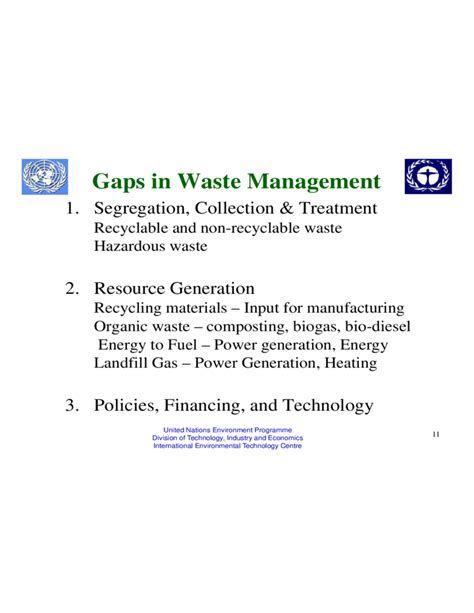 Solid Waste Management Ppt Driverlayer Search Engine Waste Management Ppt Free