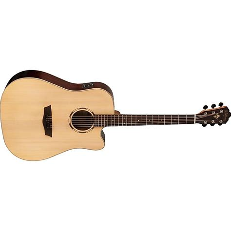 Five Fingers Strings Dener For Electric Acoustic Bass Black washburn wld20sce woodline dreadnought cutaway 6 string reverb