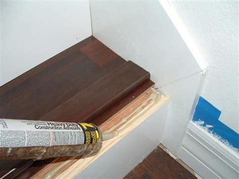 Excel Edge Vinyl Board - laminate flooring finishing edge laminate flooring