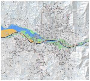 map of grants pass oregon flood management grants pass or official website
