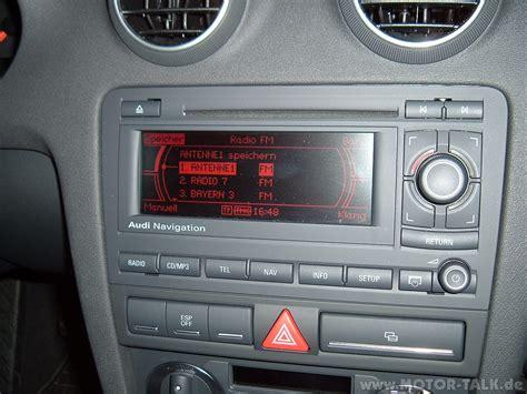 Navi Audi A3 by Navi Klein 003 Kleines Navi Audi A3 8p 8pa 203070392