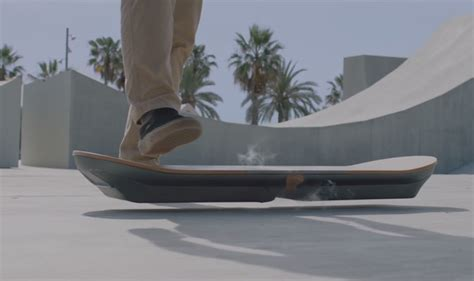 lexus reality hoverboard is a reality thanks to lexus