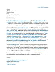 Recommendation Letter Yahoo Eagle Scout Letter Of Recommendation Yahoo Image Search Results Seth Eagle