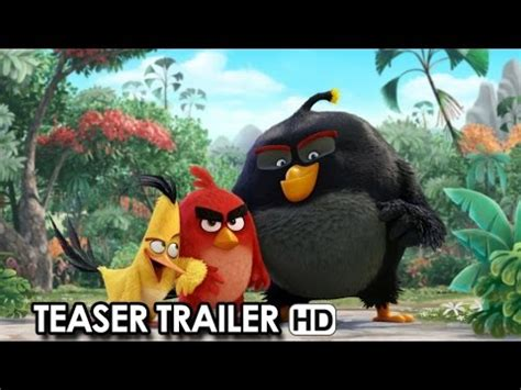 peter dinklage angry birds the angry birds movie teaser trailer 2016 jason