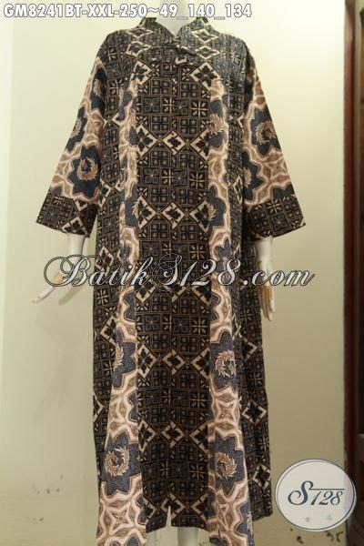 Amarsa Dress Gamis Wanita Berhijab model baju batik istimewa produk pakaian batik gamis