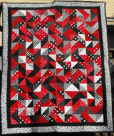 Black Patchwork Quilt - 14 best images about and black quilts on