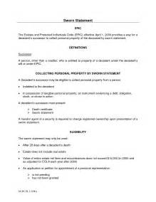 resume mission statement sle personal vision sle