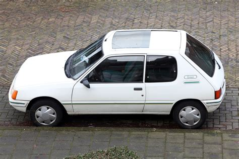 peugeot green peugeot 205 cars news videos images websites wiki